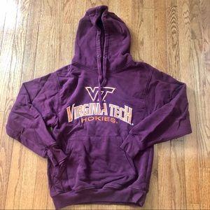 VIRGINIA TECH- Vintage Hoodie Sweatshirt